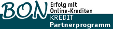 Bon-Kredit Partnerprogramm - Geld verdienen