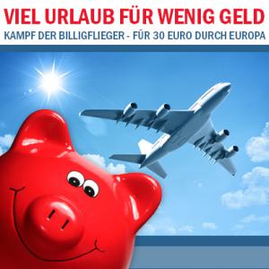 Jetzt Kredit für Urlaub holen und Billigflüge buchen!