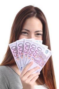 Ein schnelles Darlehen von Bon-Kredit