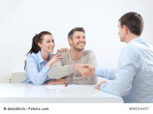 Freundliche Kredit-Beratung bei Bon-Kredit