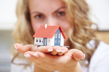 Nie mehr Miete zahlen? Ein Immobilienkredit macht's möglich