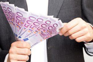 Onlinekredite sind häufig deutlich preiswerter