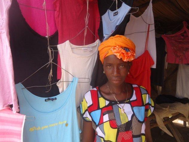 Mikrokredit für Bonkie aus Serria Leone
