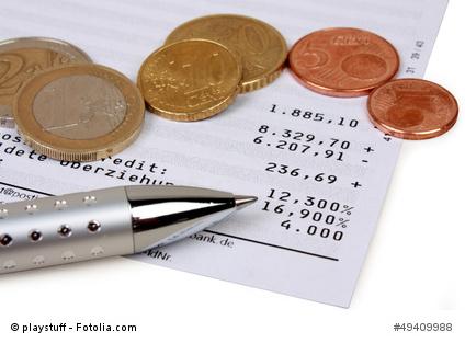 """""""Finanztest"""" sagt: Dispokredite sind noch immer viel zu teuer"""