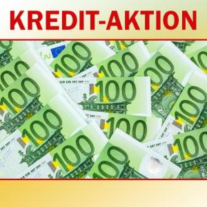 Kredit-Aktion