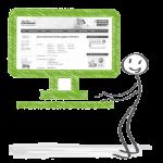 Kreditanfrage online ausfüllen