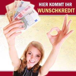 Ihren Wunschkredit finden Sie mit Bon-Kredit