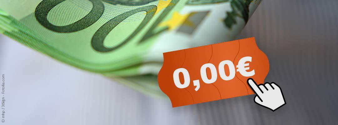 Was ist die Kostenlos-Garantie von Bon-Kredit?