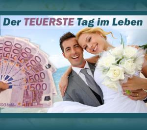 Kredit für die Hochzeit aufnehmen