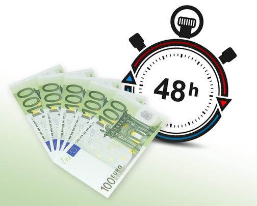Letzter Aufruf: Nur noch 813.000 Euro im Kredit-Topf