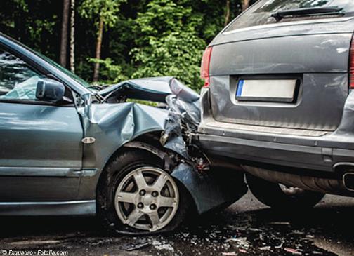 Autofinanzierung und dann ein Unfall – was nun?