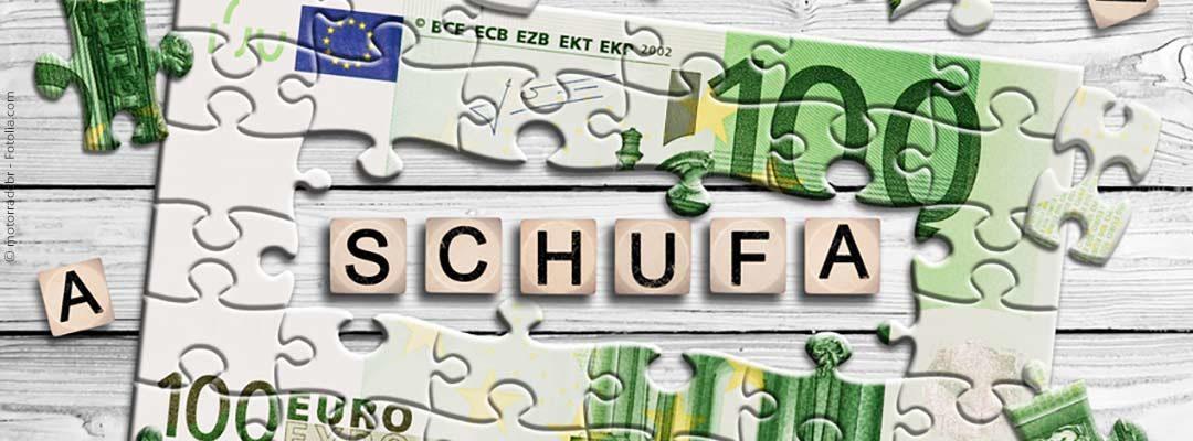 Welche Rolle spielt die Schufa bei der Kreditsuche?