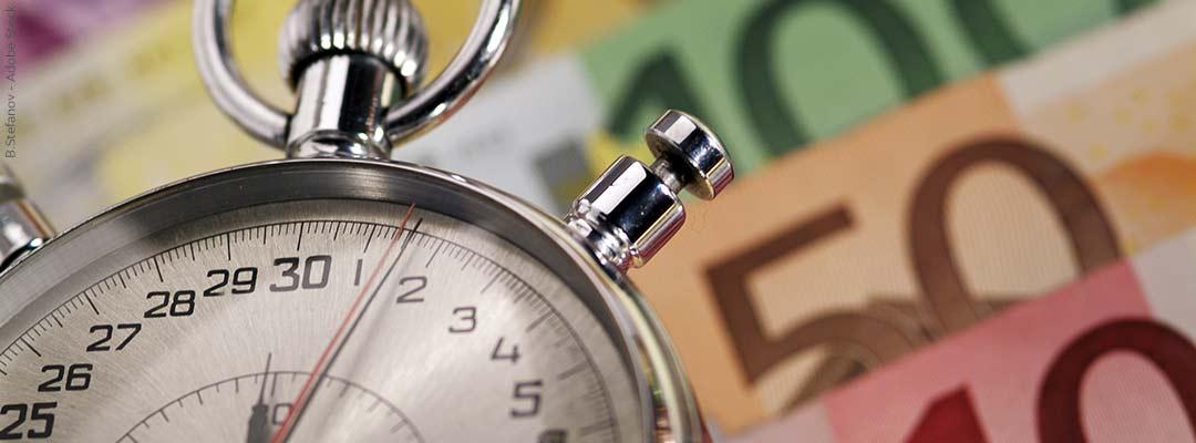 Wenn es beim Kredit schnell gehen muss, hilft BonKredit