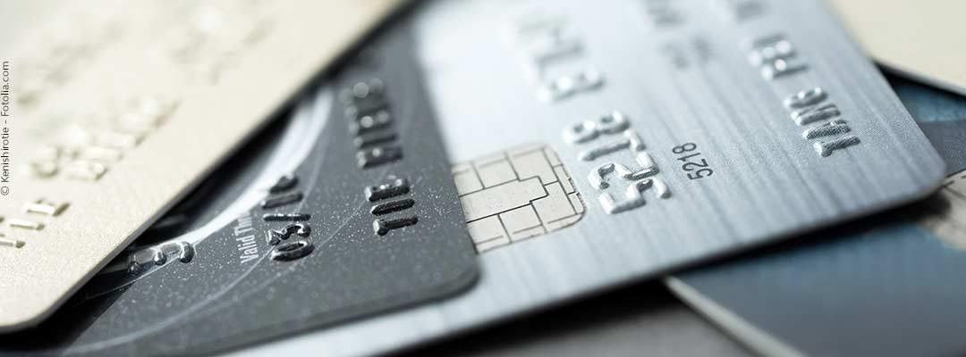 Kreditkarte(n) am Limit?
