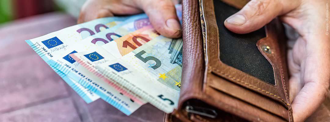 Zu geringes Einkommen für einen Kredit? Das ist die Lösung
