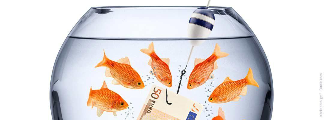 Vorsicht Falle: So erkennen Sie unseriöse Kreditanbieter