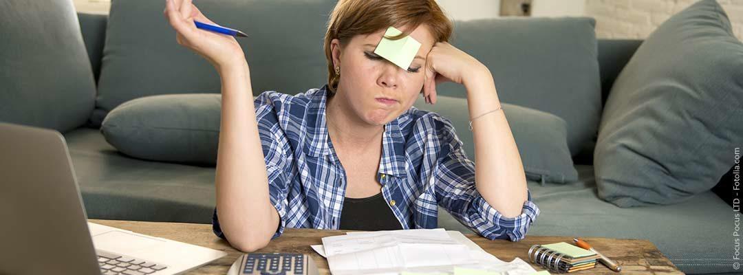Rechnungsflut zum Jahresanfang? Doppelte Soforthilfe für Sie